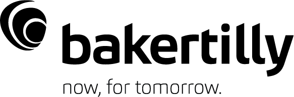 Corporate Sponsor logo: Baker Tilly