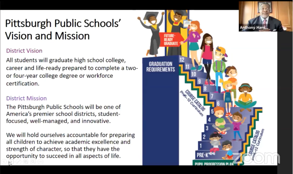 Pittsburgh Public Schools Vision and Mission