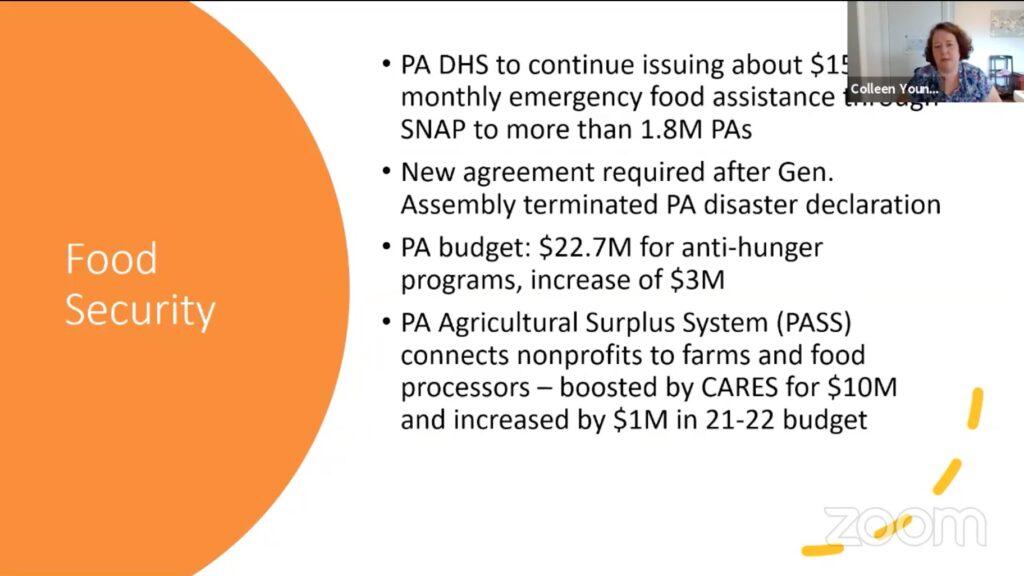 Food Security Slide