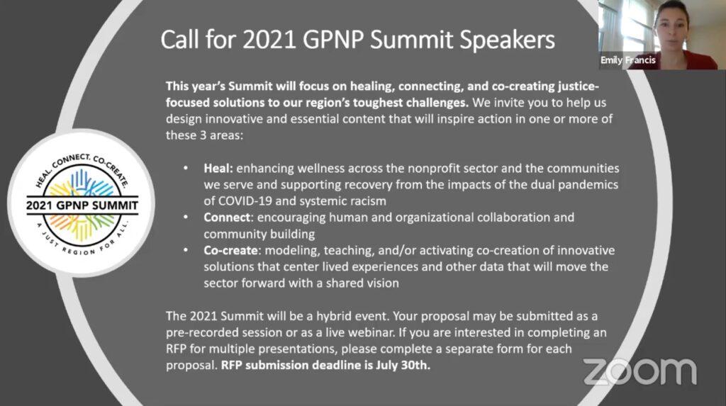 GPNP 2021 Summit Slide