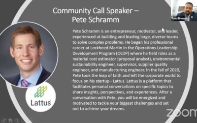 The Power of Mentorship: A Talk with Pete Schramm