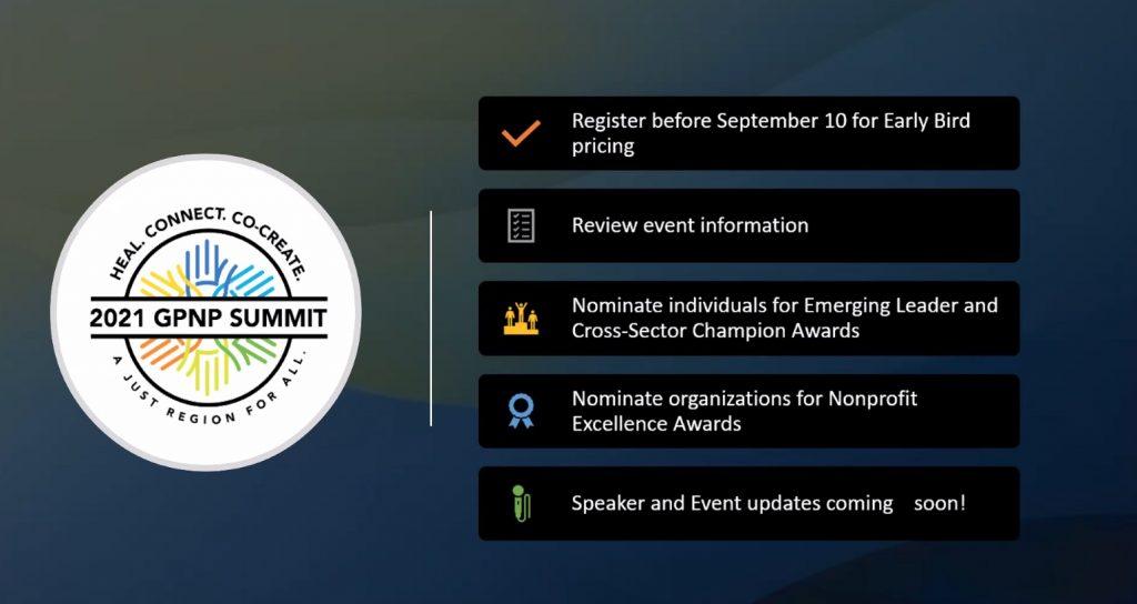 GPNP Summit Slide