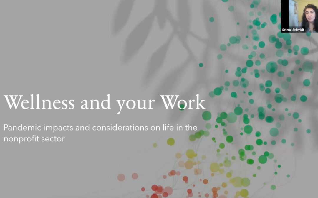 Wellness and Work: A Talk with Selena Schmidt & Sarah Boal of Coro Pittsburgh