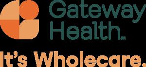 Gateway Health - it's wholecare - logo