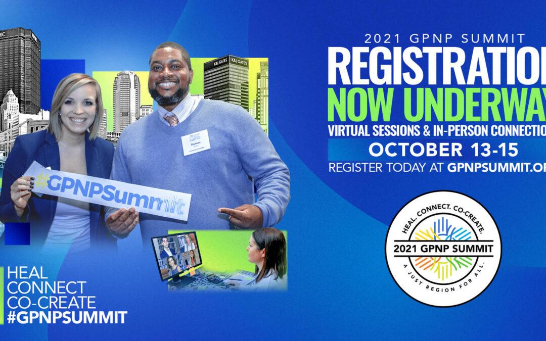 2021 GPNP Summit Sponsorship